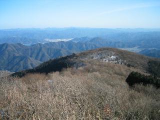 東峰から東南
