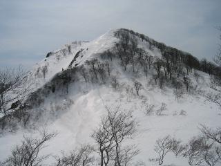 夜叉ヶ池山