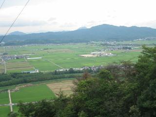 Ohmi plain