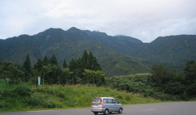 八海山(入道岳)