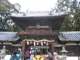 矢田座久志玉比古神社