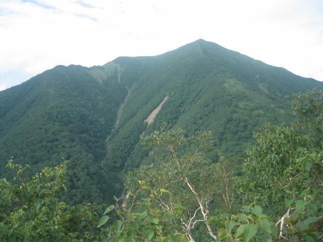 ペテガリ岳