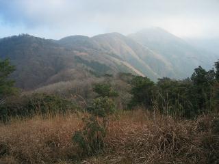 赤ゾレ・国見山