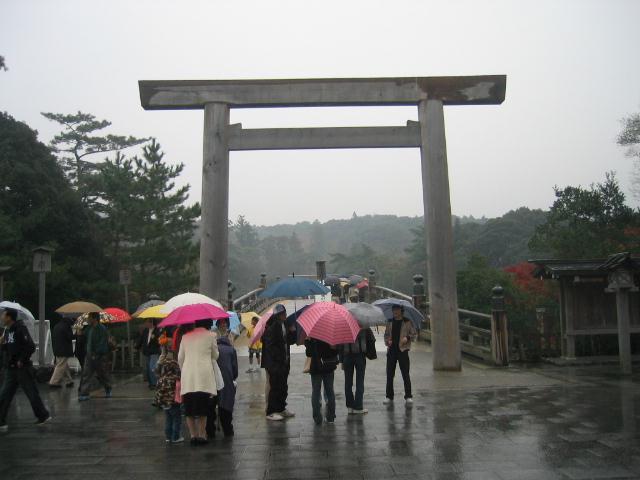 斎宮〜伊勢(内宮・外宮)