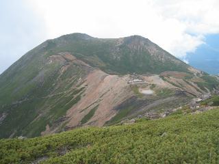 飛騨頂上・継子岳