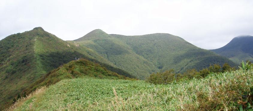 最上神室山・仙台神室山