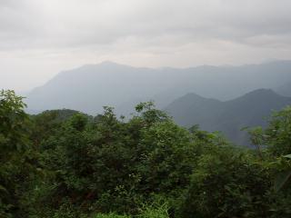黒姫山方面