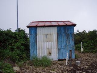 鉾ヶ岳山頂小屋