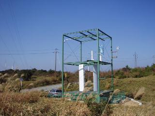 円柱の垂直風車