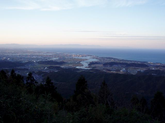 朝熊ヶ岳(内宮)