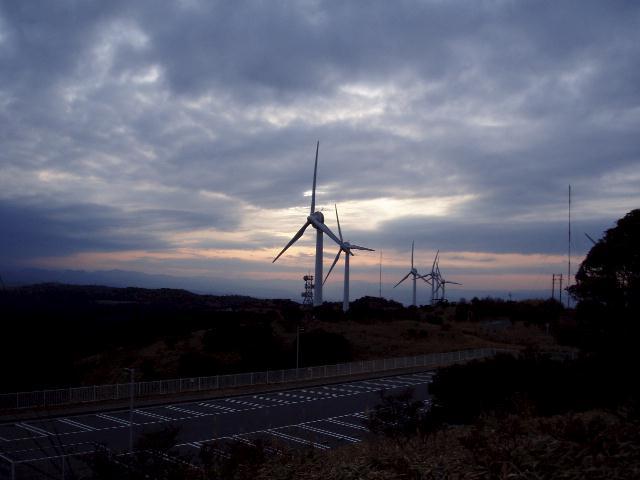 青山高原風車群