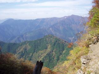 京丸山方面