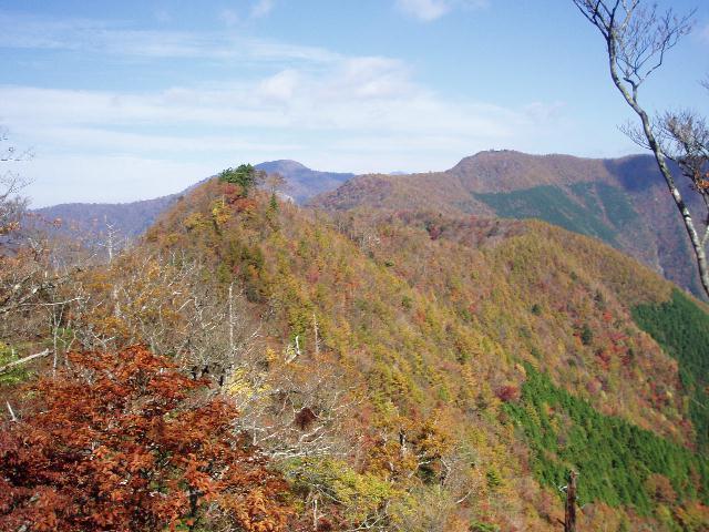 竜馬岳と岩嶽神社