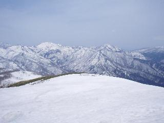 薙刀から丸山・芦倉山