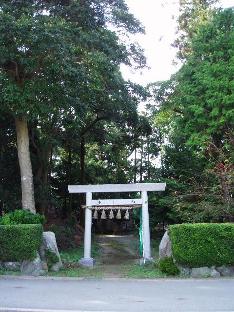中原竜王神社