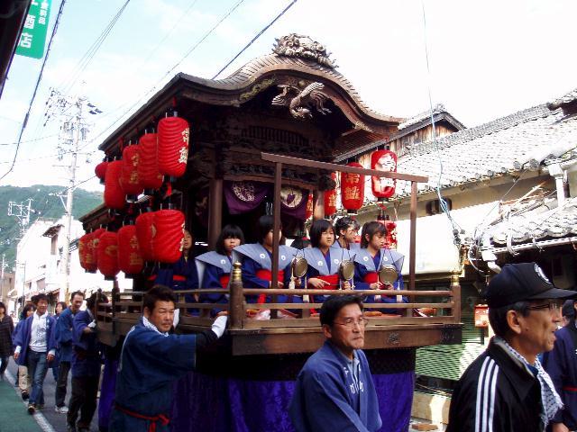 名張のお祭り