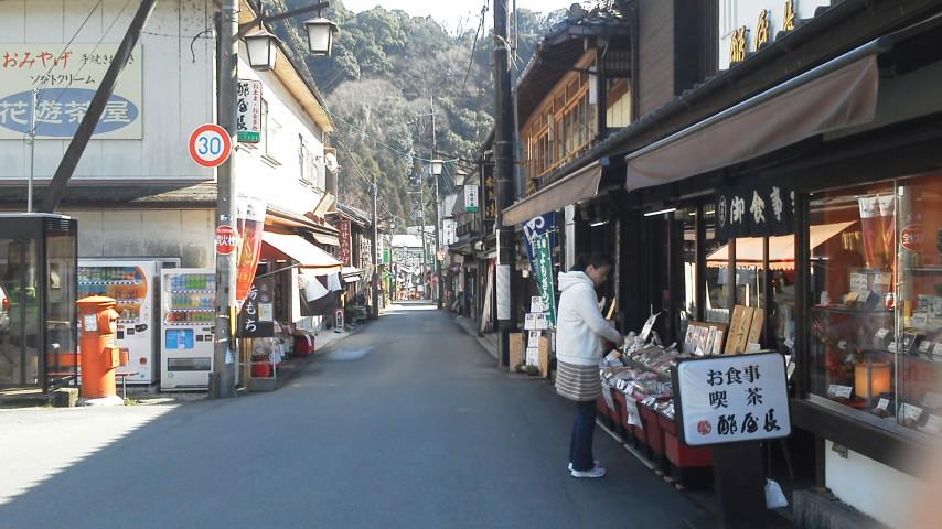 室生口大野〜桜井(初瀬街道)